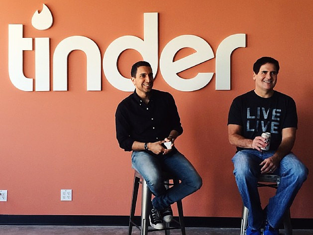 Tinder Founders