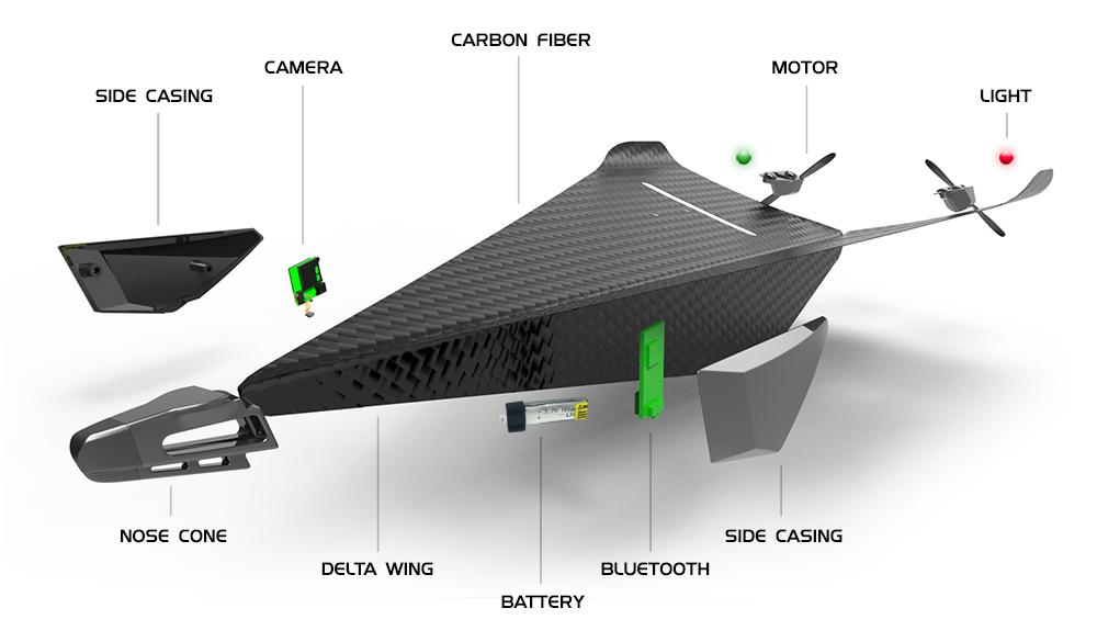 Carbonflyer Details