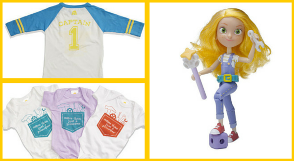 GoldieBlox Merchandise