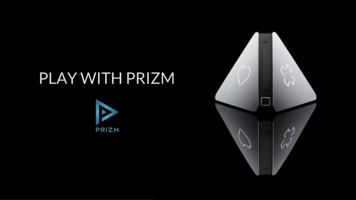 PLAY WITH PRIZM