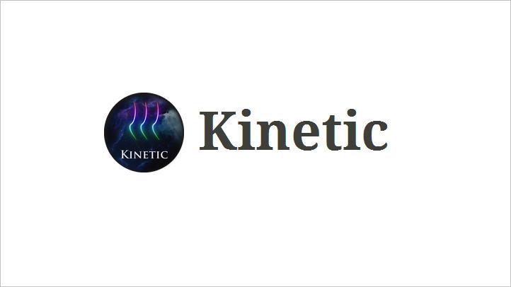 Kinetic-led