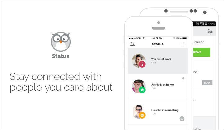 status mobile app