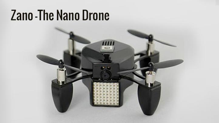 Zano Selfie Micro Drone