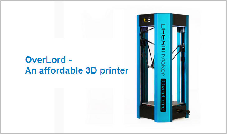 Overlord 3d printer