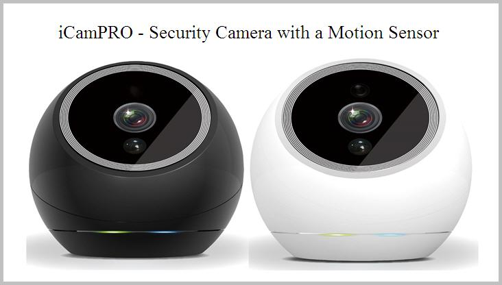 icampro-robot-security-camera