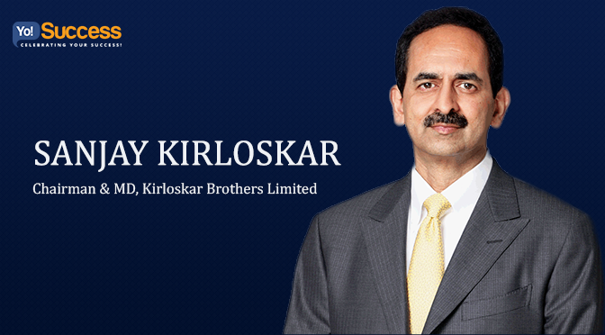 sanjay-kirloskar-success-story
