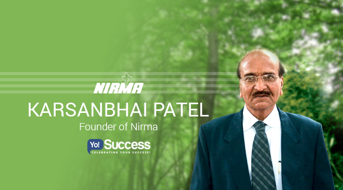 karsanbhai patel Hiren karsanbhai patel is currently designated as director in 7 companies : nuvoco vistas corporation limited, nirma chemical works private limited, nirma credit and capital private limited, nirma limited, uri holdings private limited, leh holdings private limited and nirma consumer care limited.
