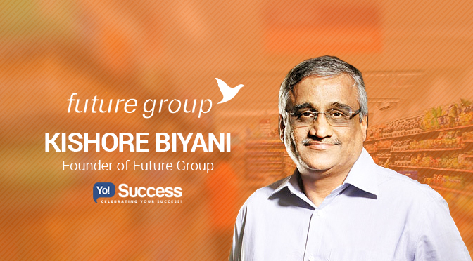 Kishore Biyani Future Group