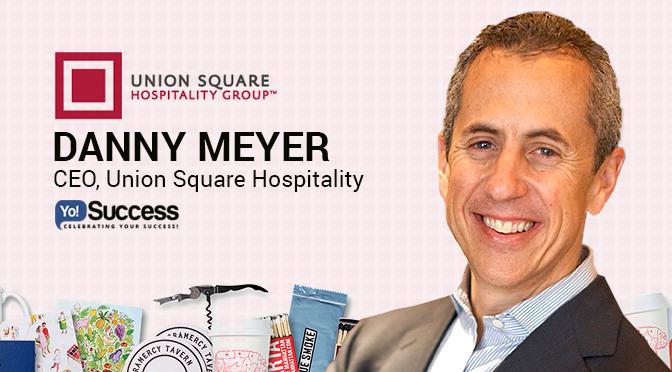 Danny Meyer Success Story