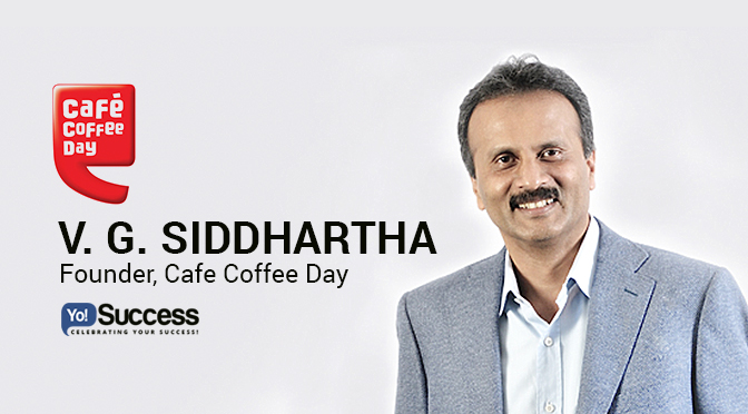 Coffee day siddharth