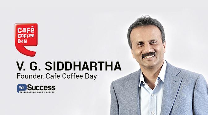 Inspiring Success Story of V. G. Siddhartha - The proud ...
