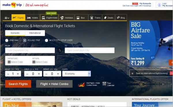 makemytrip-website-deep-kalra
