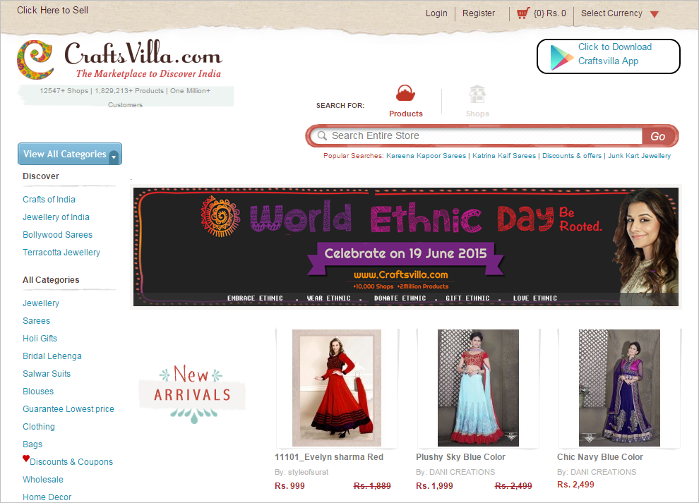 Craftsvilla.com-Yo!Success