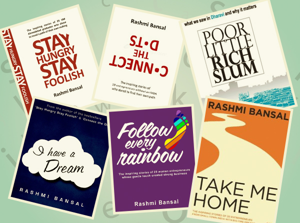 Books by Rashmi Bansal