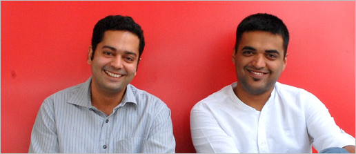 Co-founders of Zomato