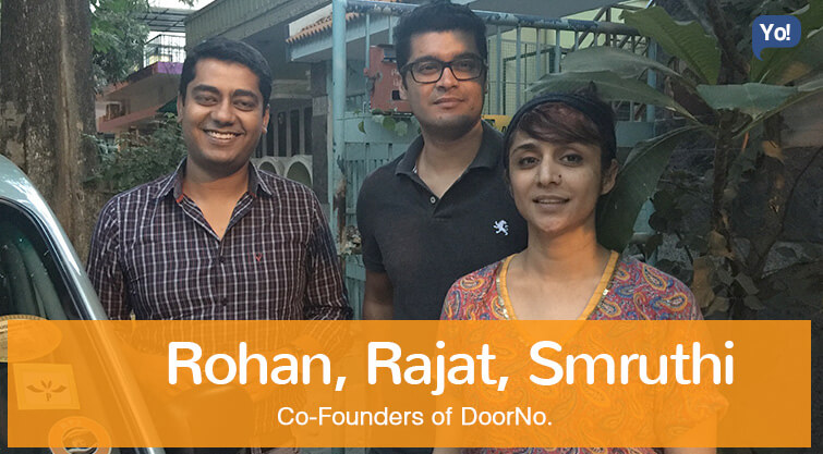 Rohan, Rajat & Smruth