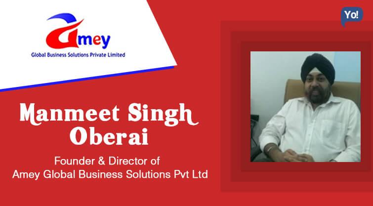 Manmeet Singh Oberai