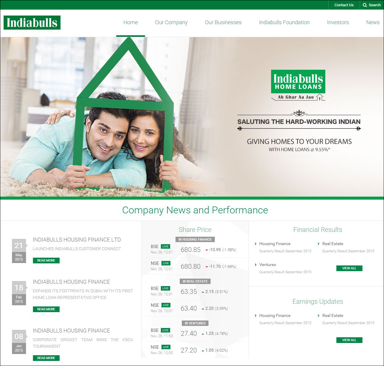 Indiabulls Group