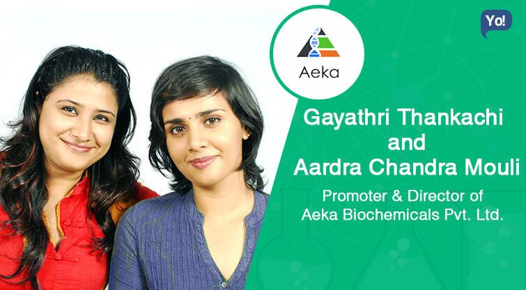 Gayathri & Aarda