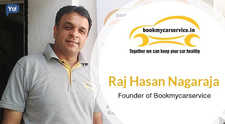 Raj Hasan Nagaraja