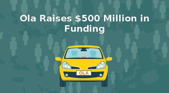 ola funding round