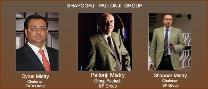 Pallonji Shapoorji Mistry
