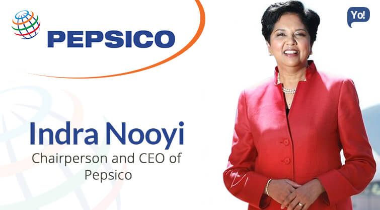 contribution of indra nooyi to pepsico as ceo Contribution subscribe find a ceo indra nooyi said without a hint of irony that the company as shareholders are now reminding nooyi, pepsico is built on a.