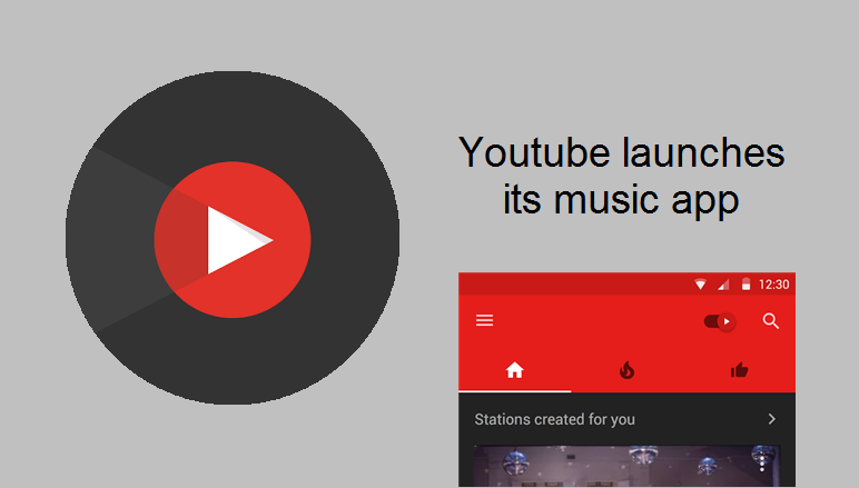 utube music app