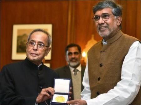 Kailash Satyarthi - Nobel peace Prize