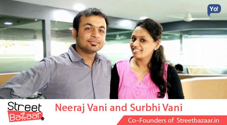 Surbhi & Neeraj Vani