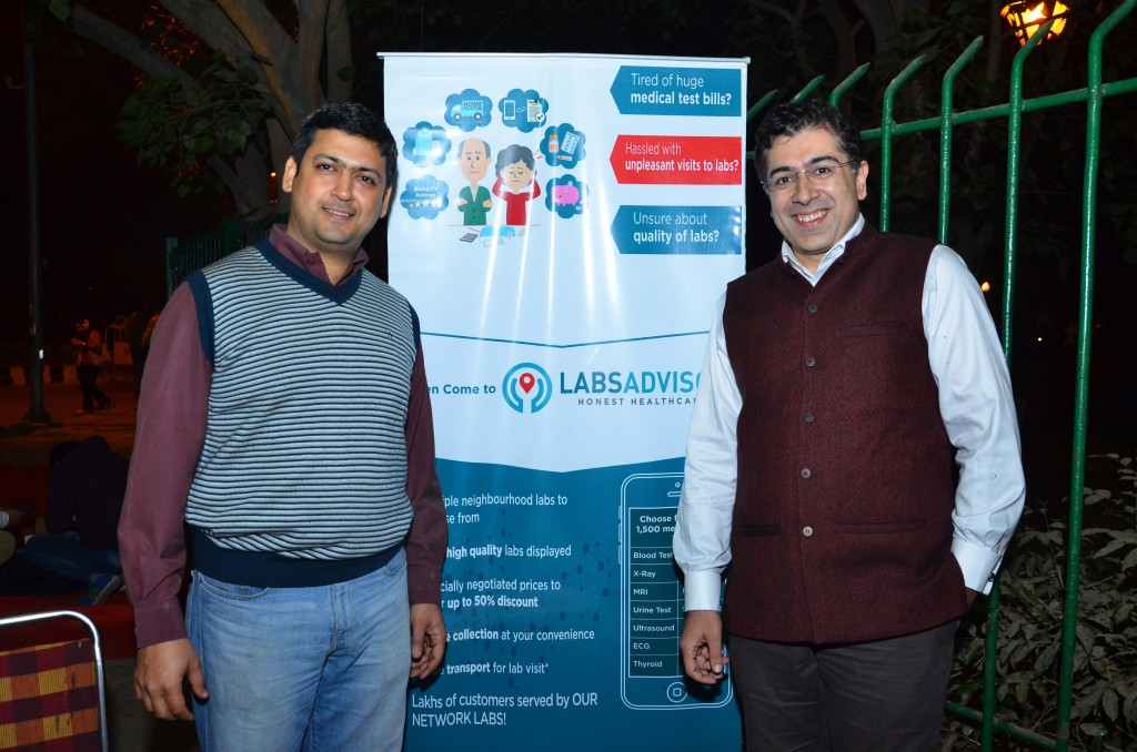 LabsAdvisor Founders