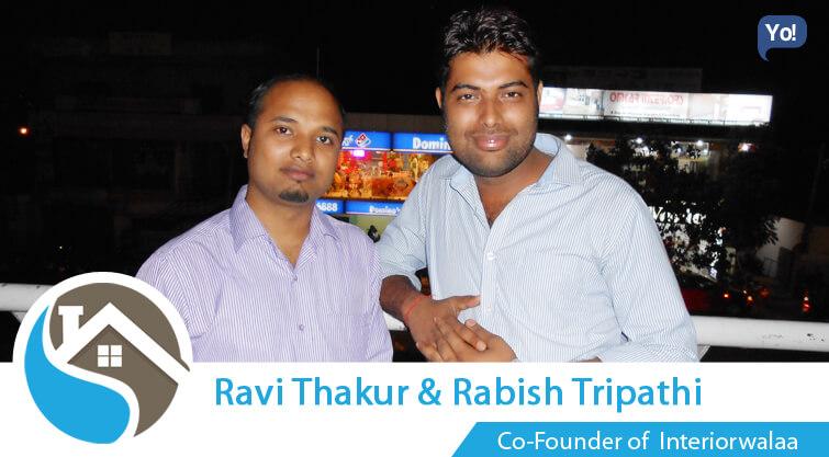 Ravi Thakur & Rabish Tripathi