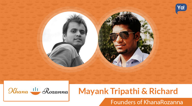 Richard & Mayank Tripathi