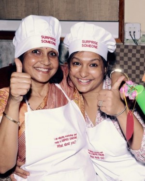 Pinky maheshwari Mom