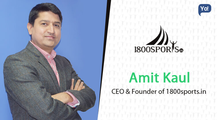 Image result for 1800 sports FOUNDER AMIT KAUL IMAGE