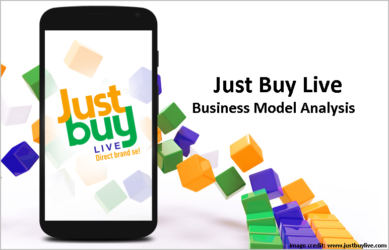 Just Buy Live Business Model