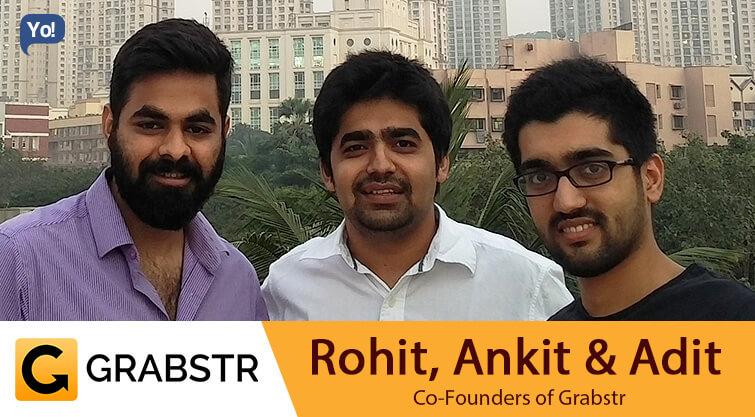 Rohit, Ankit & Adit