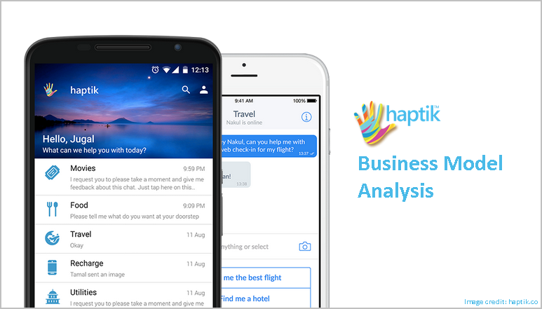 haptik business analysis