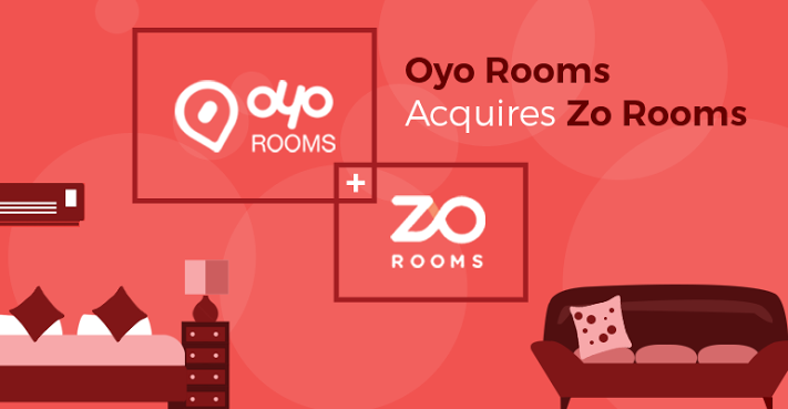 OYO Rooms acquires Zo Rooms