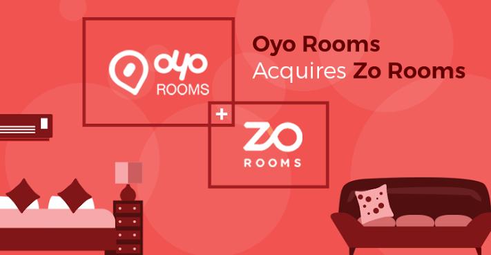 OYO Rooms acquires Zo Rooms