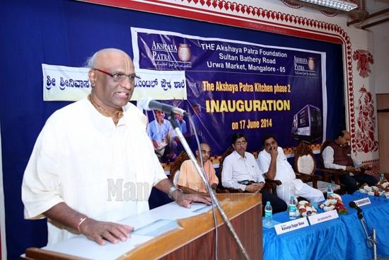 madhu pandit dasa | Akshaya Patra Foundation