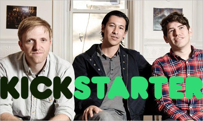Kickstarter founders