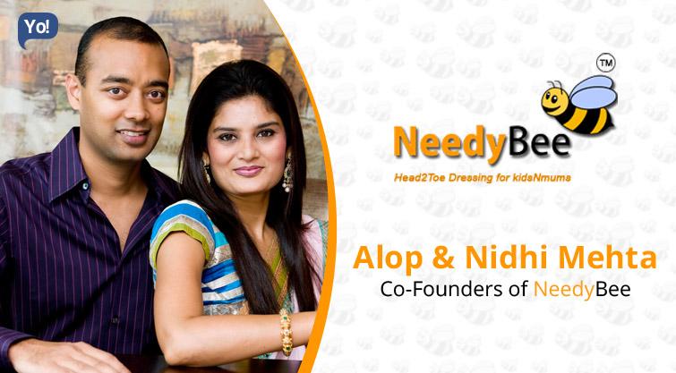 Alop & Nidhi Mehta