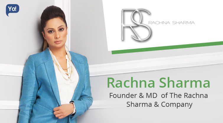 Interview With :    Rachna Sharma, Founder & MD at The Rachna Sharma & Company