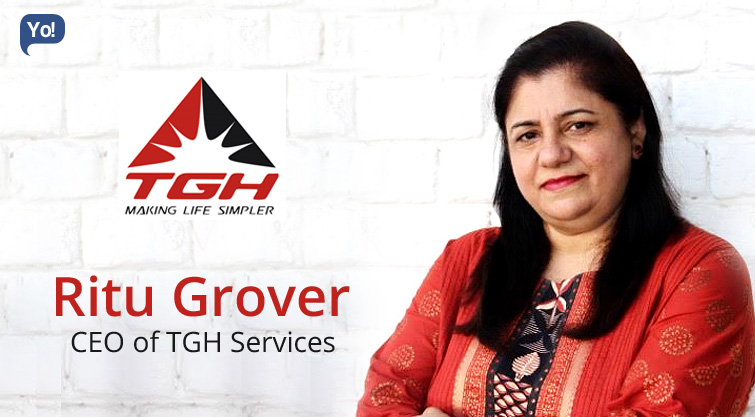 Interview With :   Ritu Grover, CEO of TGH Services