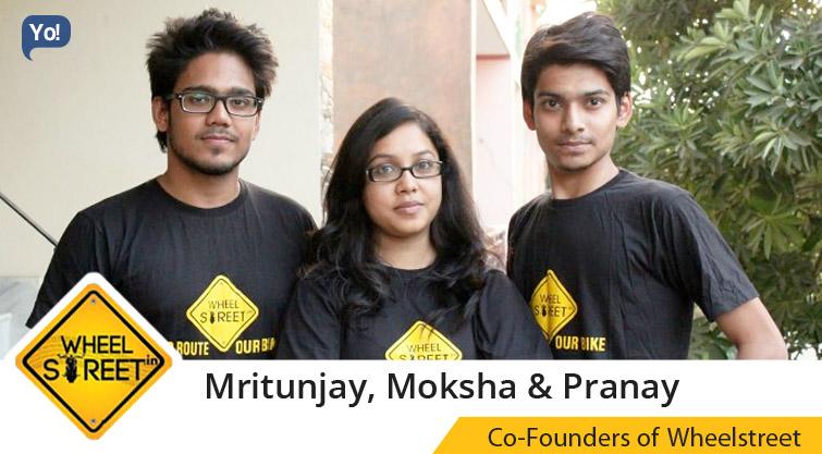 Pranay, Moksha & Mritunjay
