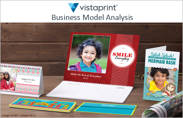 vistaprint business model analysis