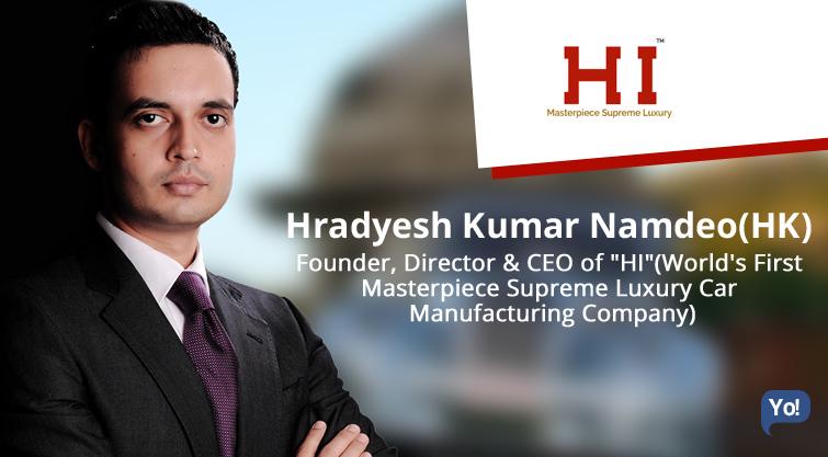 Hradyesh Kumar Namdeo