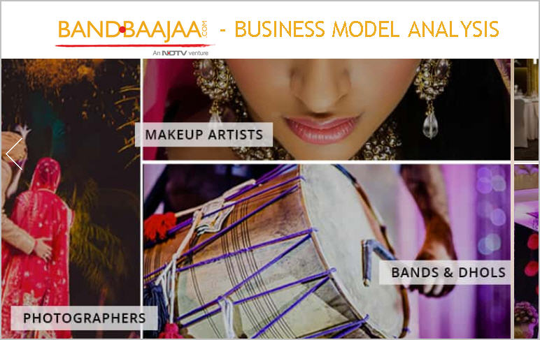 bandbaajaa business model analysis