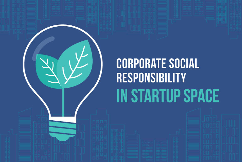CSR in Startup Space